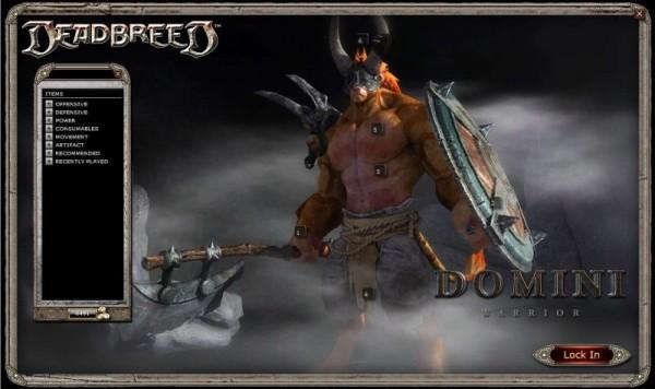 Каким будет новая игра Льюнквиста Deadbreed?