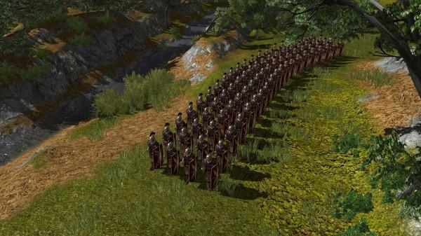 Hegemony Rome: The Rise of Caesar ждем уже весной