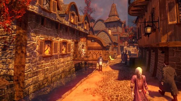 Dreamfall Chapters запустили на старой платформе Unity