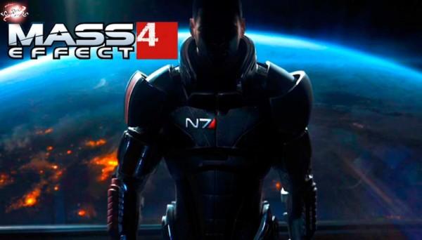 Mass Effect 4 уже играбельна