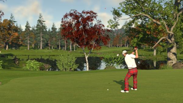 Новый симулятор гольфа выйдет уже этой весной