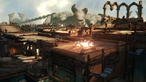 Разработчик игры God of war расширяется