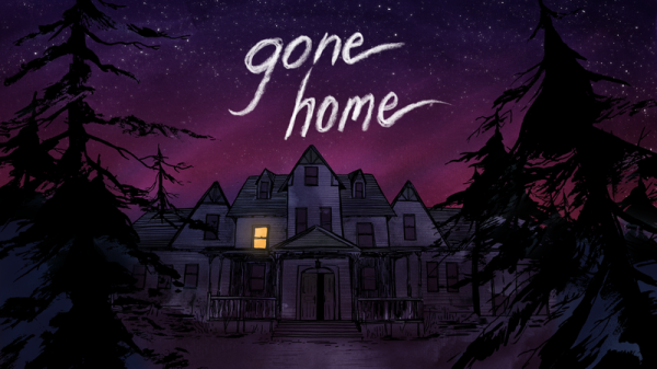 На чем завязан сюжет Gone Home?