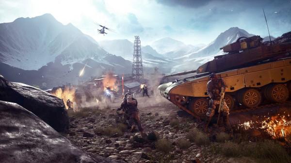 Инвесторы подали на Electronic Arts иски за неправильное информирование о проблемах игры Battlefield 4