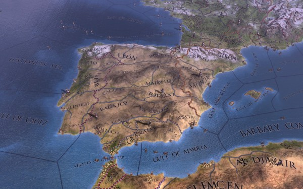 Очередное дополнение к игре Европа Универсалис  4