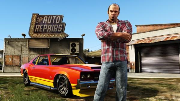 Grand Theft Auto-5 признана лучшей игрой 2013 года