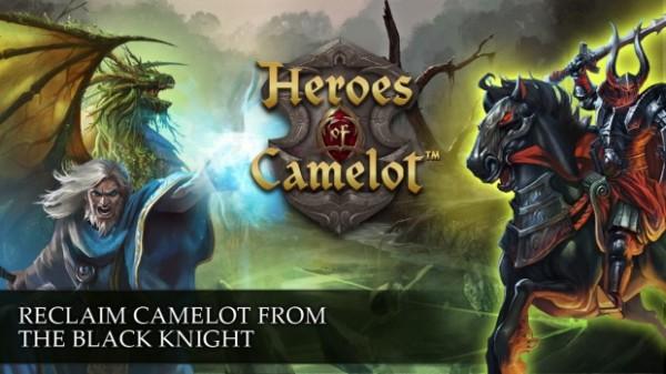 Heroes of Camelot – меч и заклинания против силы зла