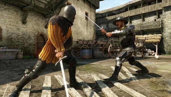 Разработчики Kingdom Come: Deliverance не против моддинга
