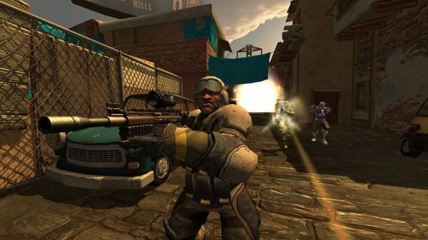 Разработчики  игры Offensive Combat закрываются