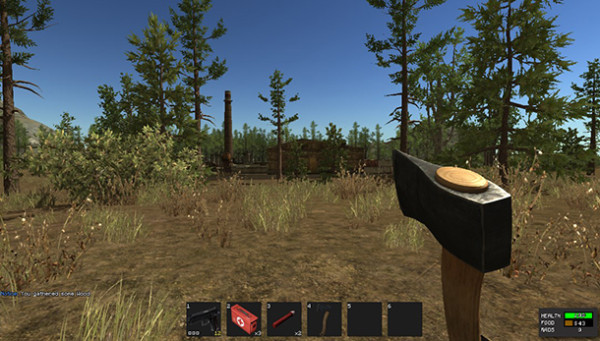 Самая безумная игра Rust