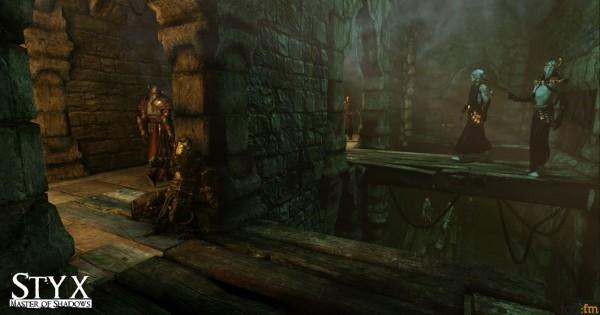 Представили анонс игры Styx: Master of Shadows