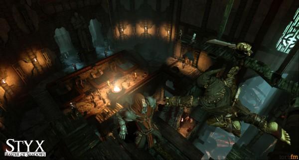 Примерьте на себя шкуру гоблина в игре Styx: Master of Shadows