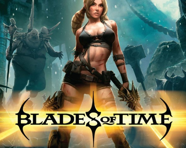 Что можно выделить в игре Blades of time