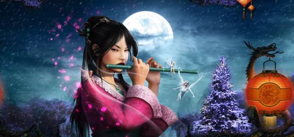 В игре «Легенды» Кунг-фу появилась возможность заключать брак