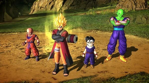 Файтинг Dragon Ball Z: Battle of Z дебютировал в британском чарте