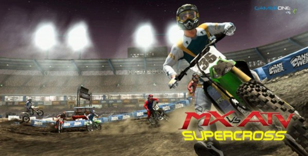Анонсирована MX vs ATV Supercross