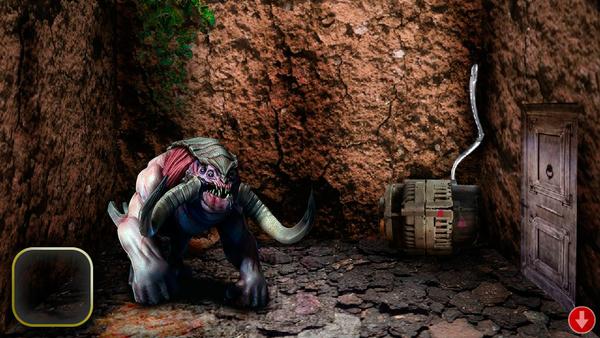 Побег из миров – андроид игра с кровяным контекстом