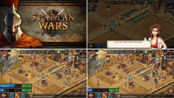 Spartan Wars: Empire of Honor – успешное воссоздание спартанской эпохи