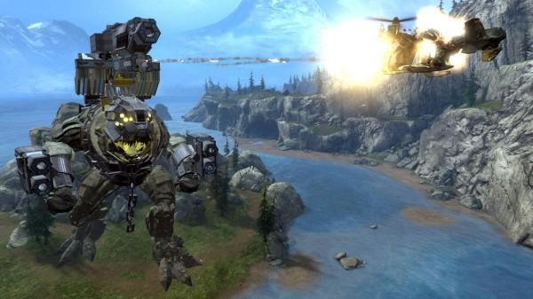 Майкрософт займется разработкой новых частей серии Gears of Halo