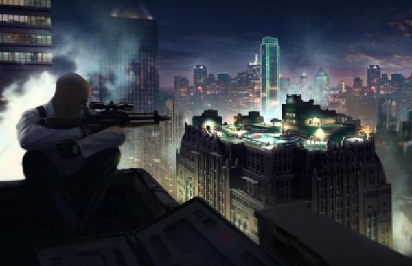 Приятный бонус в виде Hitman: Sniper Challenge