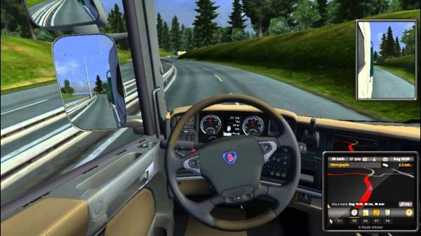 Новый гоночный симулятор от Бугби