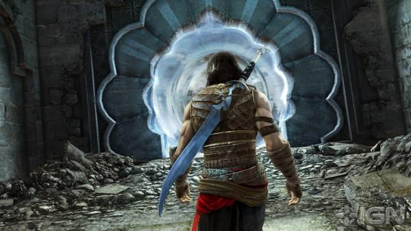 Первое изображение новой части игры Принц Персии