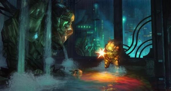 Стоит ли ждать игру по сериалу Bioshock на Виту?