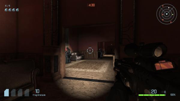 Подробнее об игре Project Stealth