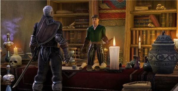 В The Elder Scrolls вышло новое дополнение
