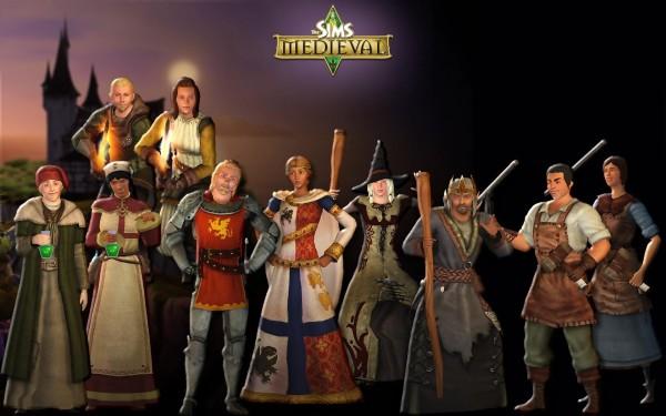 Чего ждать от игры The Sims Medieval?