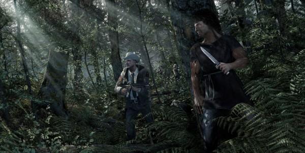 Долгожданная игра Rambo: The Video Game скоро появиться в магазинах мира