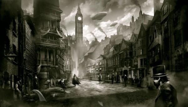 Кикстартер-кампания игры Blackmore