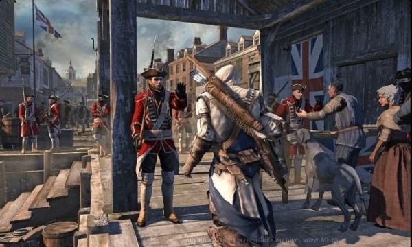 Немного о миссиях Assassin's Creed 3