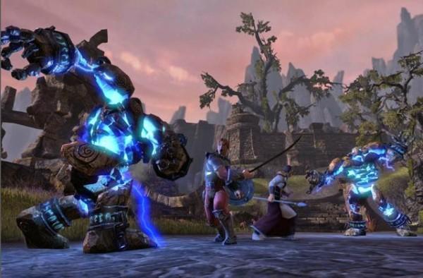 Скоро выйдет новая игра - The Elder Scrolls Online