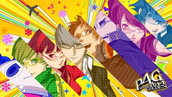 Persona 4 Golden и все о ней