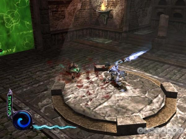 Новое видео о продолжении игры Legacy of Kain: Deflance