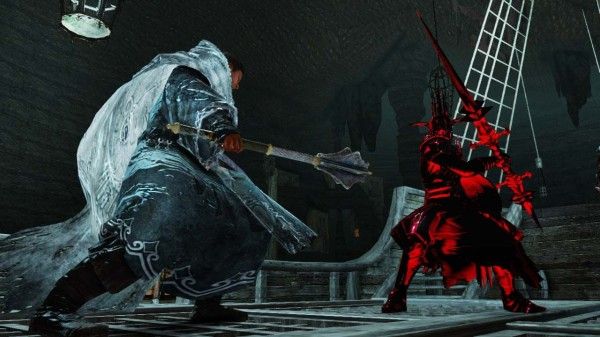 Все больше вопросов об игре Dark Souls 2