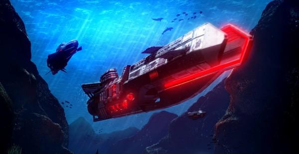 Deepolis предлагает погрузиться в подводный мир