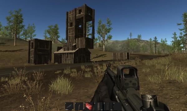 Что ждет новичка  в игре Rust?