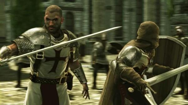 Сугубо компьютерная игра The First Templar