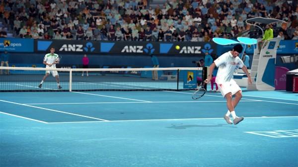 Чем порадует теннисный симулятор Top Spin 4?
