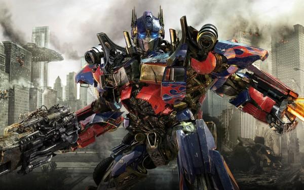 Transformers: Dark of the Moon и его игровая составляющая