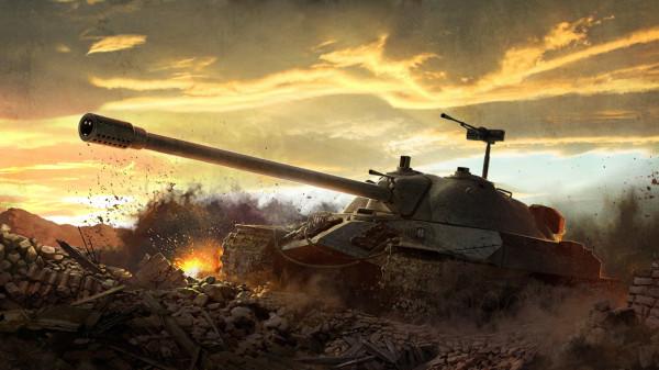 World of Tanks: о советских тяжёлых танках