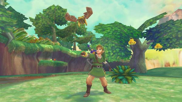 История создания The Legend of Zelda: Skyward Sword
