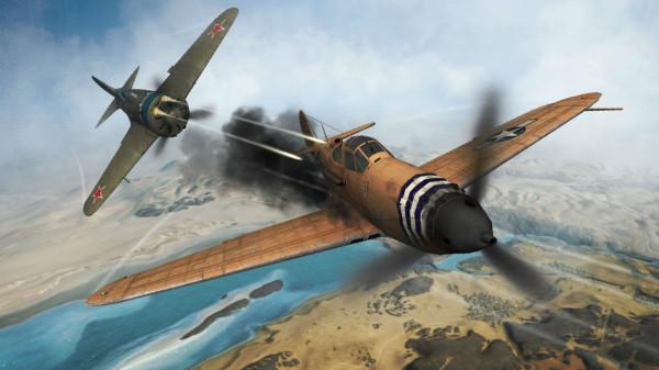 Скоро от студии  Wargaming  появиться  игра World of Warplanes