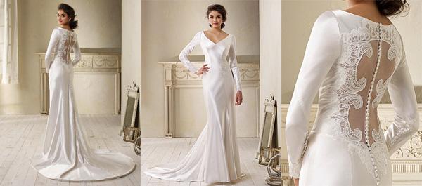Реплики свадебных платьев