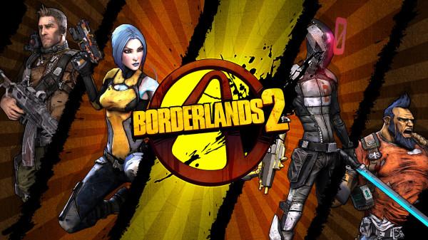 Очередное дополнение в игре Borderlands 2