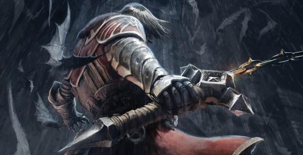 Скоро появиться перезапущенная игра Castlevania: Lords of Shadow