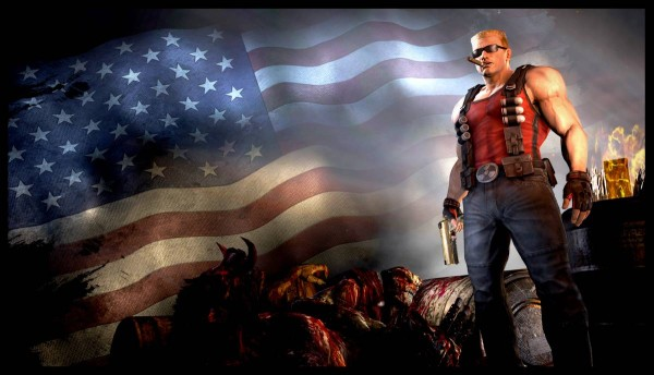 Новая игра из серии Duke Nukem будет анонсирована через 25 дней