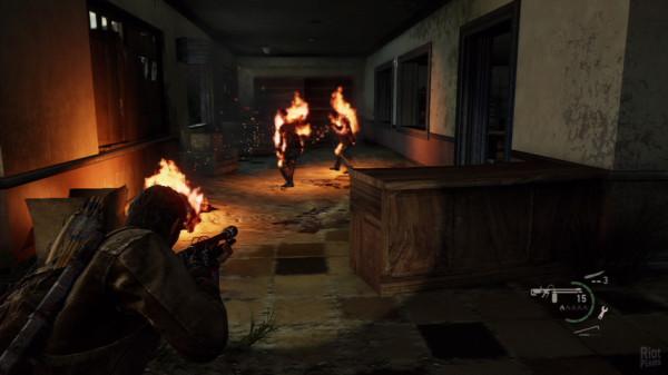 Зловещая игра - Last of Us